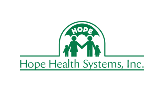 Hope Health Systems <br/>Website